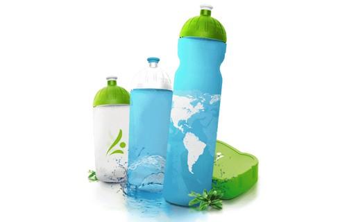 Die gesunde FreeWater Trinkflasche – rundum gut!