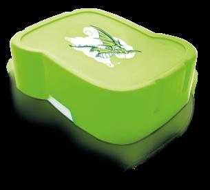 FreeWater Box, Drache grün