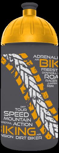FreeWater Trinkflasche Biker 0,5l anthrazit