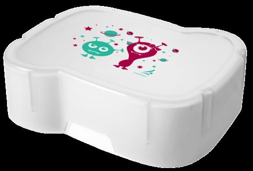 FreeWater Box Monster, Transparent